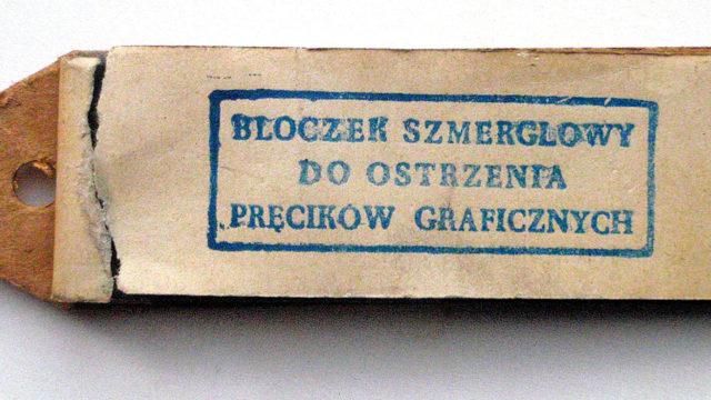 Zawartość niemieckiego metalowego pudełeczka (1/PL/01).
