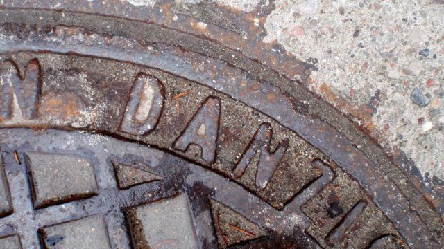Kanalisation Danzig